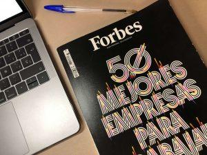 forbes 50 mejores empresas 2021